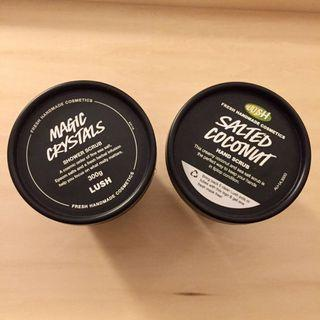 LUSH Exfoliating Bundle