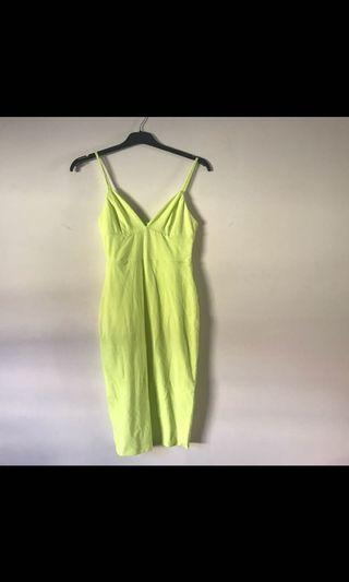 Kookai fluro dress