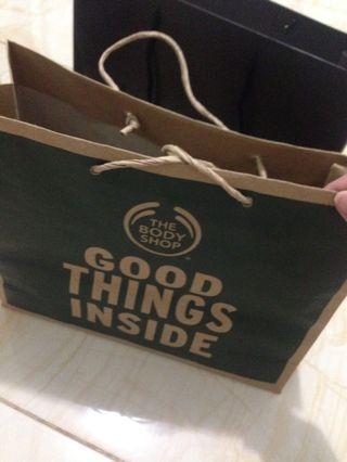Paper bag body shop
