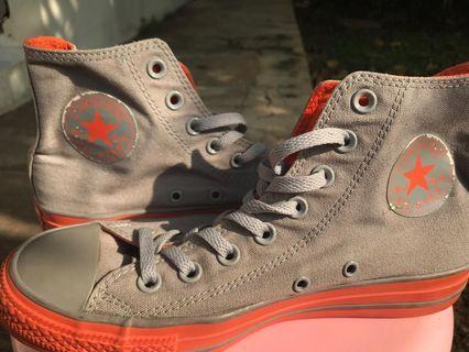 Sepatu Converse CT II High ox orange