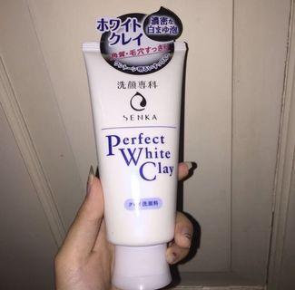 Senka Perfect White Clay
