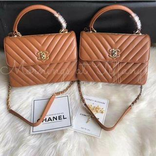 Chanel Top Handle Bag