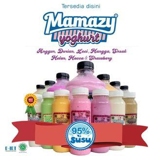 Yogurt mamazy 95% susu