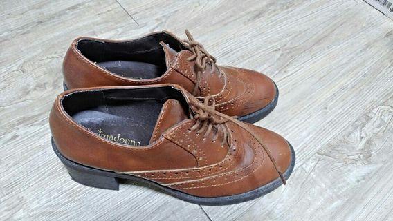 英倫牛津鞋👞