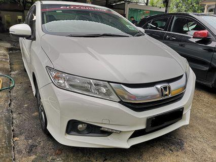 2015  Honda City 1.5 V-Spec