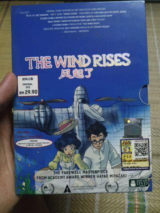 Studio Ghibli: The Wind Rises