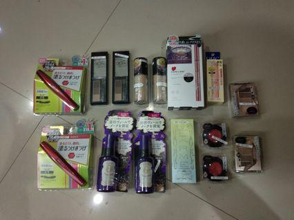 Make up produk dari jepang original