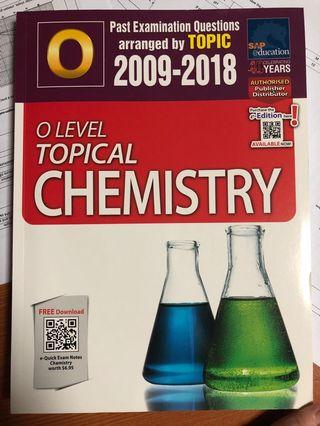 O Level PURE Chemistry TYS