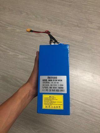 48v External Battery