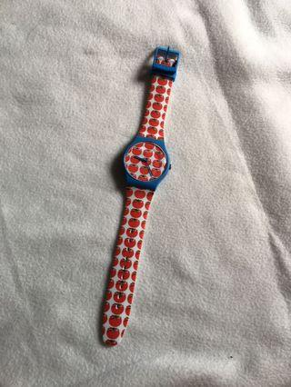 Swatch 4.5cm New tanpa box