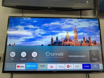 40吋 Samsung 4K Smart tv UA40MU6300