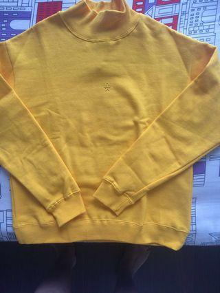 (Brand new) Yellow pullover sweater!