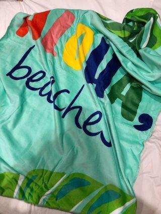 "Martha Stewart ""Aloha Beaches"" Beach Towel"