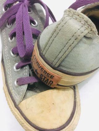 #bapau sepatu converse