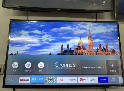 40吋 Samsung 4K Smart tv UA40KU6300