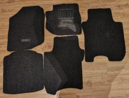 Honda Jazz (GE) floor mat