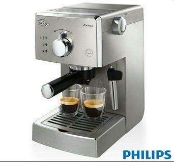 🚚 PHILIPS 飛利浦 Saeco半自動義式咖啡機 HD8327