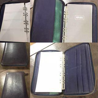 🚚 *REDUCED* KENZO Vintage Organizer/Planner (Since 1980's)