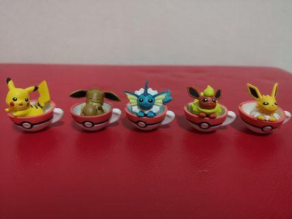 🚚 Pokemon Figurines