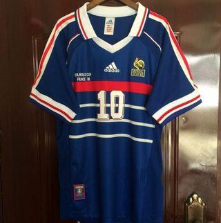 France Jersey 1997 World Cup Final