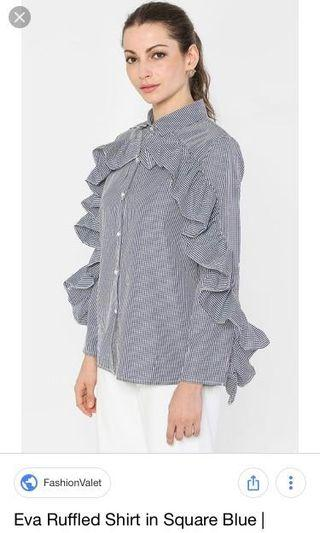 Larney Fashionvalet Eva Ruffle Top