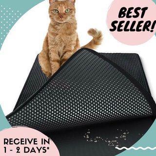 Instock! Cat litter mat