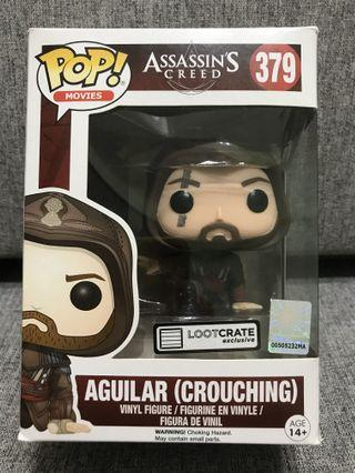 🚚 Assassin's Creed Aguilar (Crouching) LootCrate Exclusive