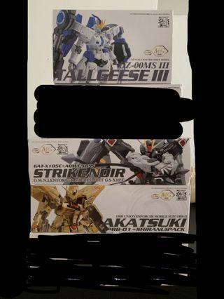 Dragon Momoko MG Gundam Kits