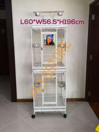Large 2 Tier Cage