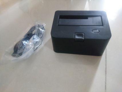 "Buffalo USB2.0/eSATA 2.5""/3.5"" Hard Disk Docking Station"