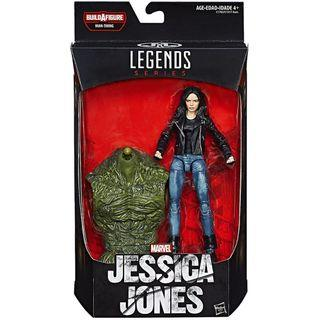 Marvel Legends 2017 Netflix MCU Jessica Jones Man-Thing BAF Defenders