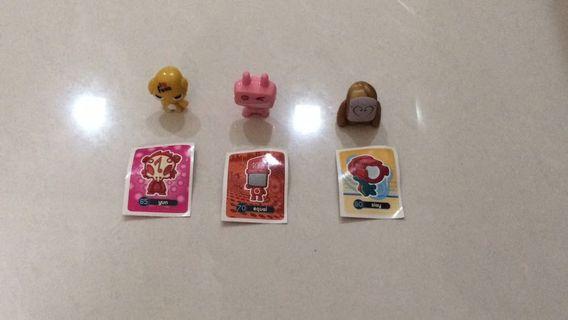 Gogo figurines toy