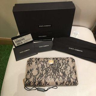 D&G wallet (Dolce & Gabbana)