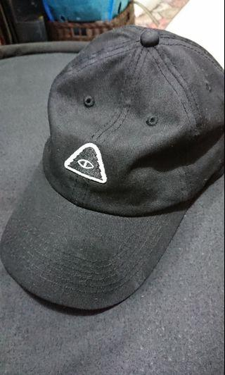 Authentic Poler Cap with Leather Backstrap