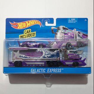 Hot Wheels Mad Manga Galactic Express