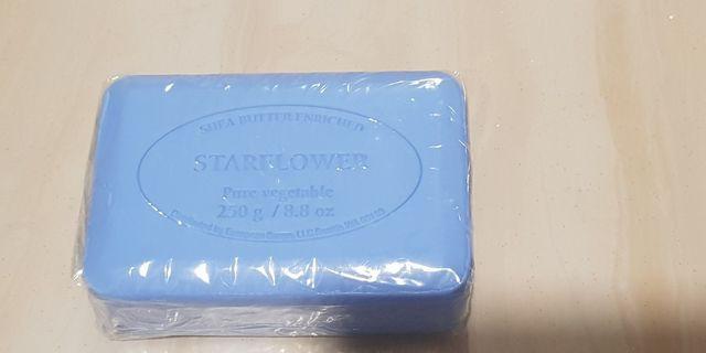 European Bar Soap - Starflower 250g
