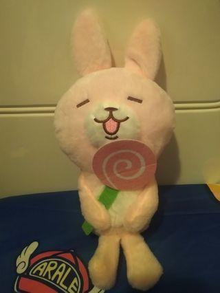 P助兔兔公仔