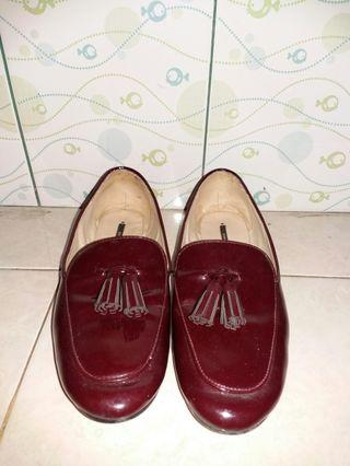 Simple Boyish Shoes