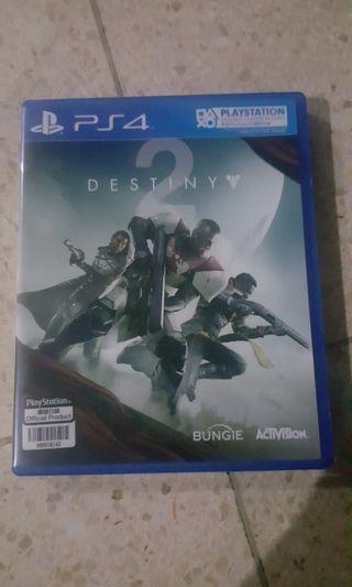 Kaset PS4 destiny 2