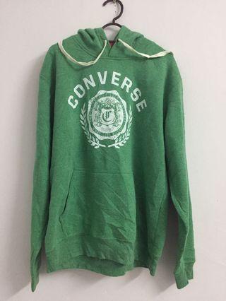 Converse sweater