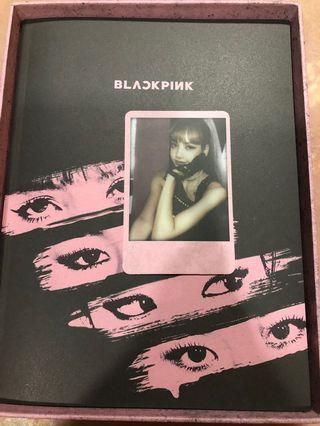WTS Blackpink photocard