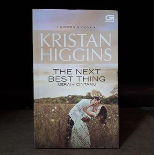 The Next Best Thing - Meraih Cintamu by Kristan Higgins