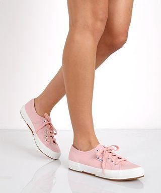 #others Light Pink Superga