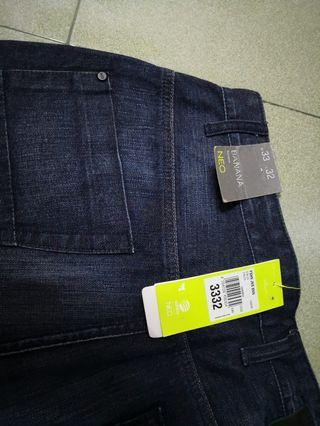 Adidas Neo Denim Pants size 33 NEW