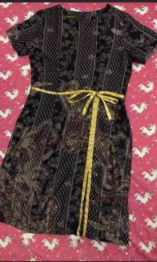 FREEONGKIR Dress Batik