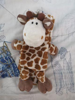 Giraffe Scarfs for Kids