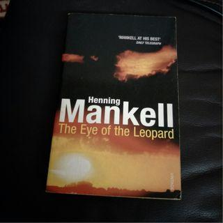 Pre - Loved The Eye of the Leopard by Henning Mankell [Paperback]