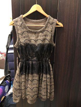 名媛蕾絲洋裝