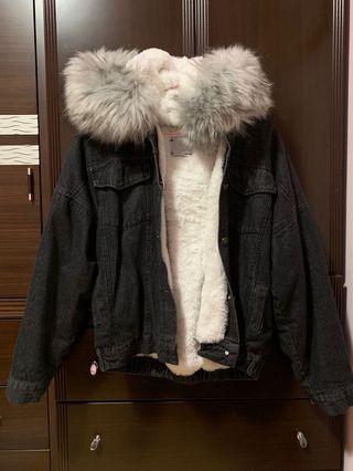 🚚 MJ毛毛外套