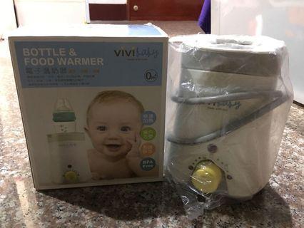 ViVibaby電子溫奶器